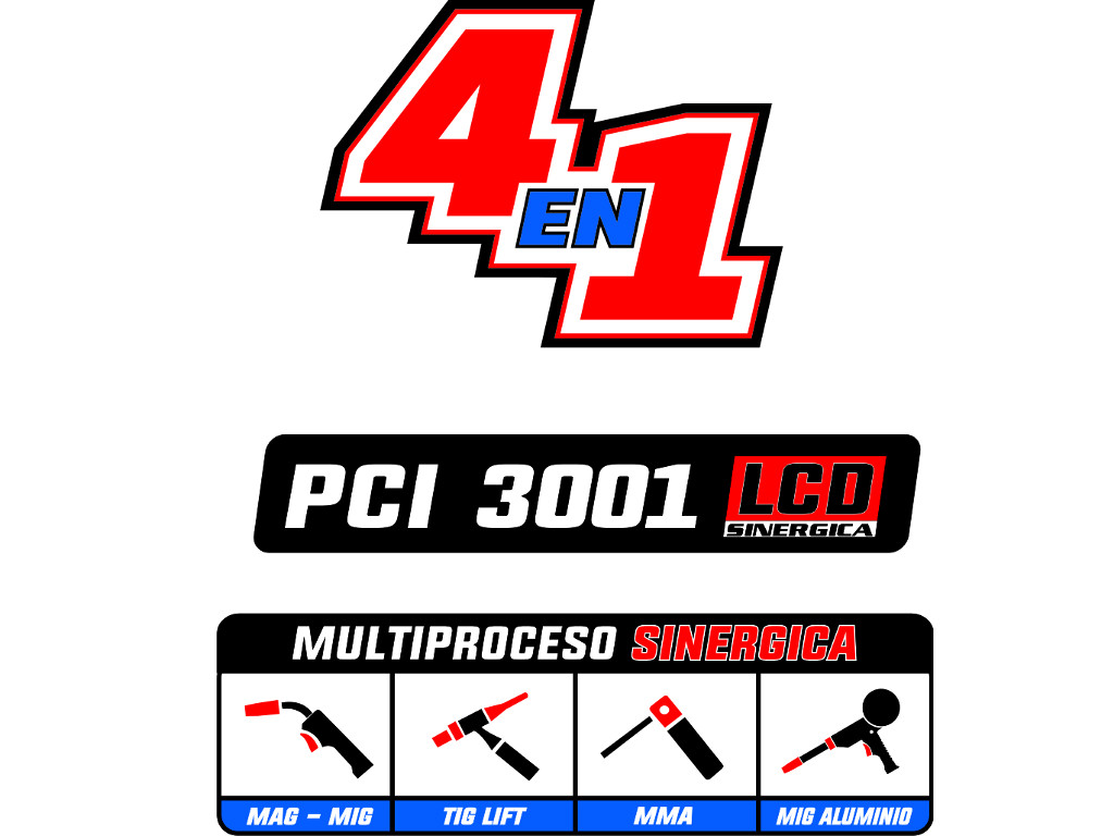 PCI 3001